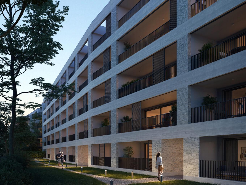 7655 kolmont refuga images exterior A2 City Apartment 5