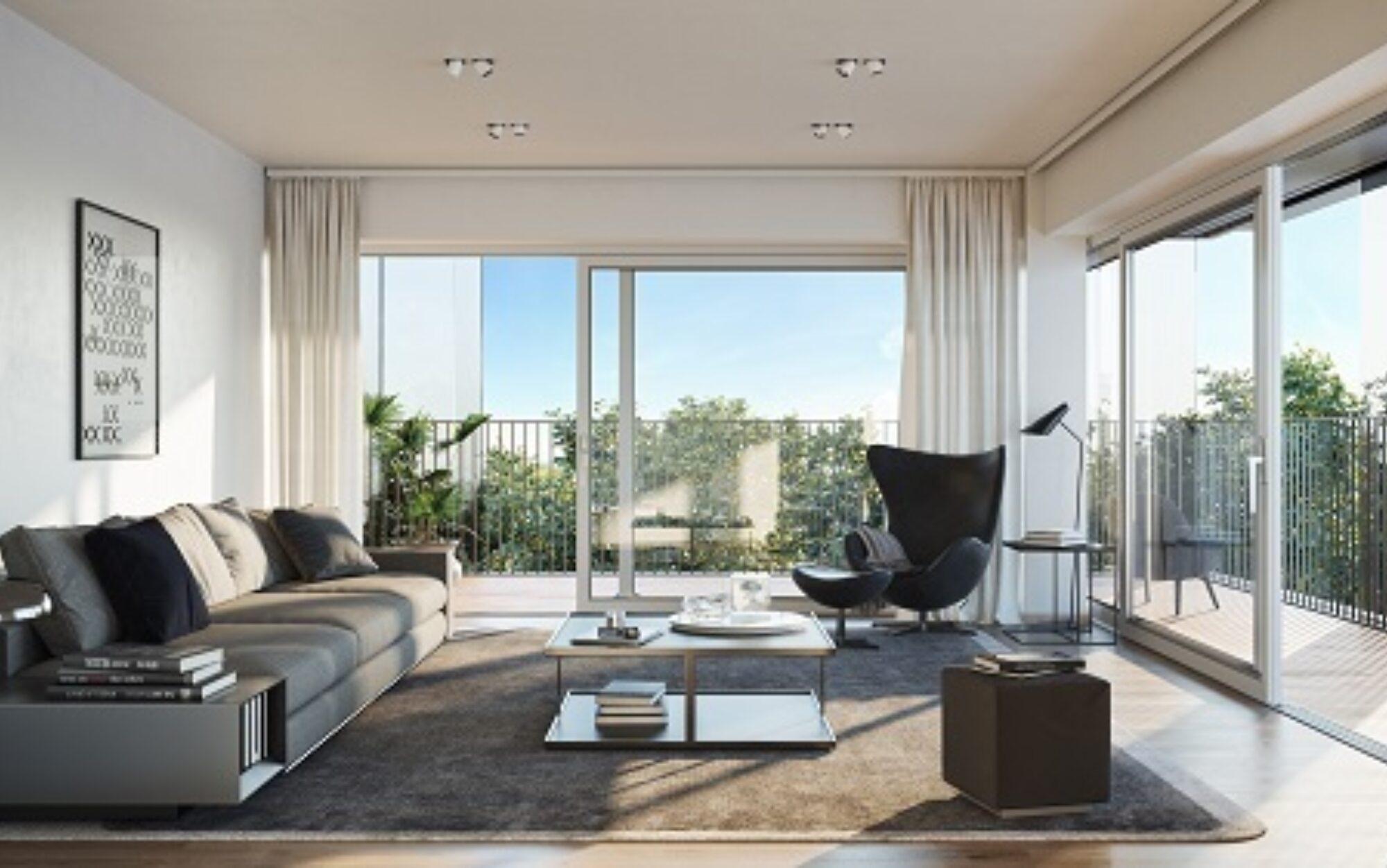 Kolmont Refuga Urban Villa Hasselt corner suites interior